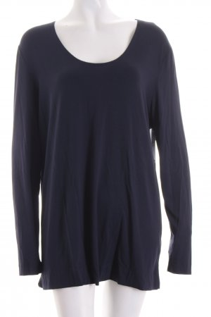 Riani Longsleeve dunkelblau minimalistischer Stil
