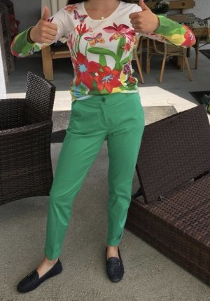 Riani mintgrüne Damenchino aus Baumwolle