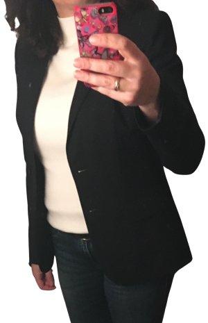 Riani Rippshirt wollweiß Elegant