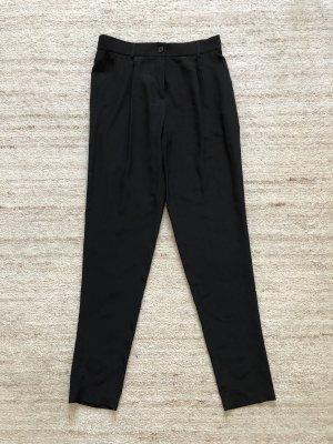 Riani Pantalone a pieghe nero
