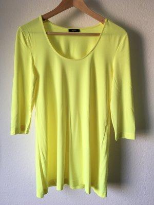 Riani Shirt Oberteil Neon gelb 36 oversize