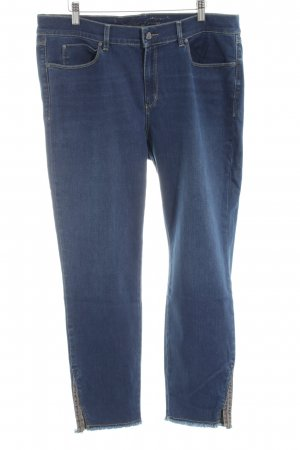 Riani Slim Jeans blau Casual-Look