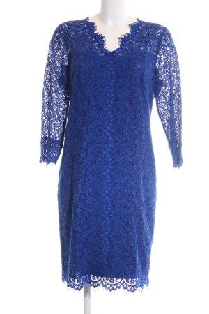 Riani Spitzenkleid blau Elegant