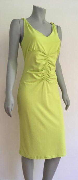 RIANI Stretchkleid Kleid Sommerkleid Strandkleid grün hellgrün Gr. 40 - 42