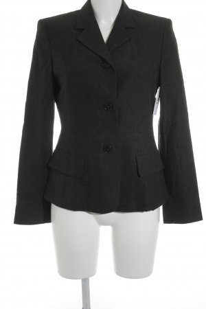Riani Sweatblazer anthrazit meliert Business-Look