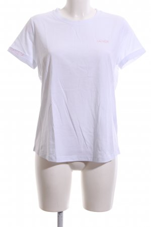 Riani T-Shirt wollweiß Casual-Look