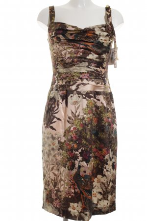 Riani Trägerkleid florales Muster Elegant