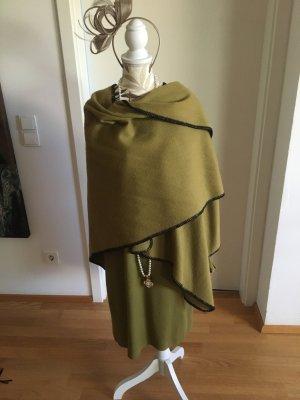 Riani Smanicato lavorato a maglia grigio-verde Lana