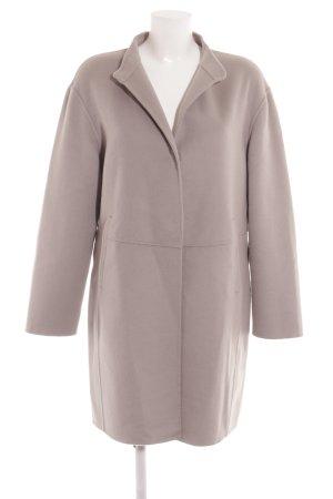 Riani Cappotto in lana grigio chiaro stile casual