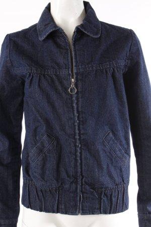 Rica Lewis Jeansblouson blau