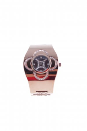 Ricarda M Montre analogue or rose-argenté style romantique
