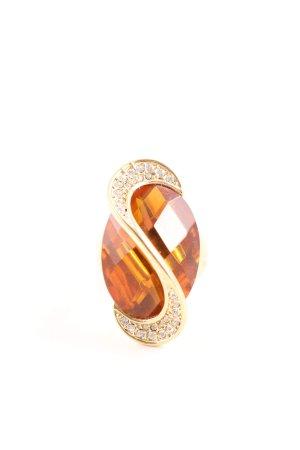 Ricarda M Goldring goldfarben-hellorange Elegant