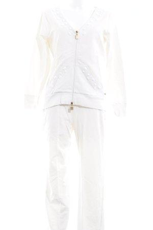Ricarda M Completo sportivo bianco sporco stile casual