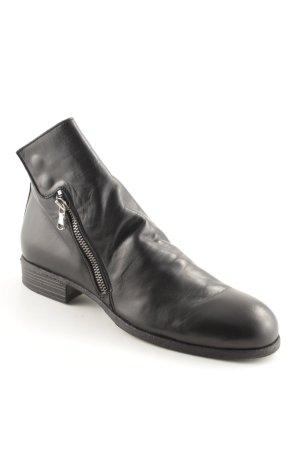 Ricardo Cartillone Halbstiefel schwarz klassischer Stil