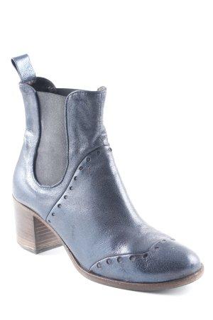 Ricardo Cartillone Schlüpf-Stiefeletten dunkelblau Street-Fashion-Look