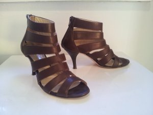 Ricardo Cartillone High Heel Sandal brown leather