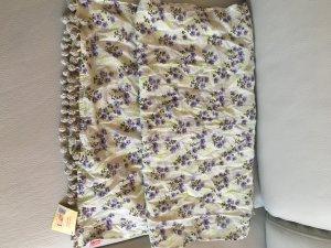 Scarf multicolored cotton