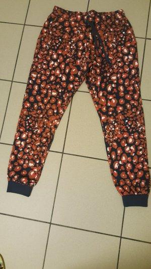 Rich & Royal Pantalon de jogging rouge