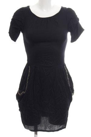 Rich & Royal Abendkleid schwarz Elegant