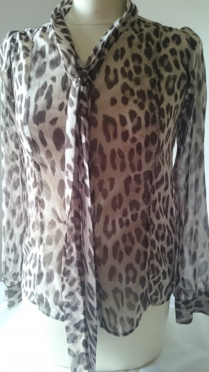Rich & Royal  Animalprint Bluse