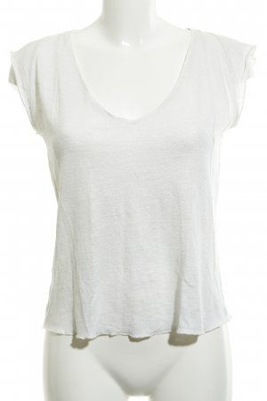 Rich & Royal Basic Top meliert Casual-Look