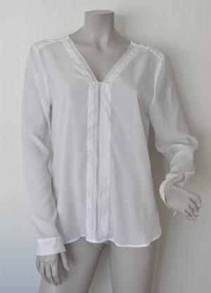 Rich & Royal Bluse 45q771 Polyester weiß Gr. 40 UNGETRAGEN UVP 99,95 €
