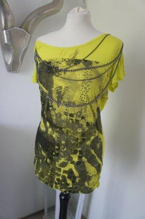 RICH&ROYAL Bluse Größe L Tunika