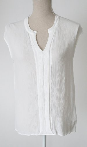* Rich & Royal Bluse Top Shirt M 38 weiß Viskose