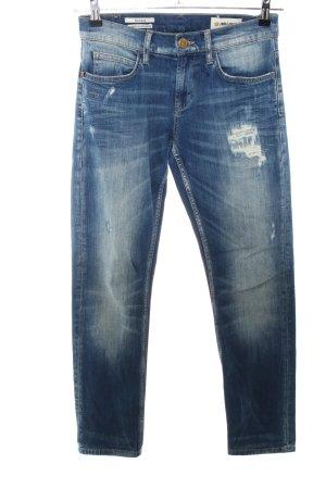 Rich & Royal Jeans boyfriend blu stile casual