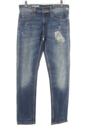 Rich & Royal Jeans boyfriend bleu style boyfriend