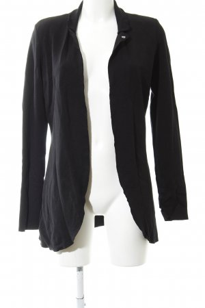 Rich & Royal Cardigan schwarz Casual-Look