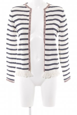 Rich & Royal Cardigan Aztekenmuster Casual-Look