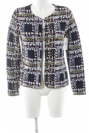 Rich & Royal Cardigan grafisches Muster Business-Look