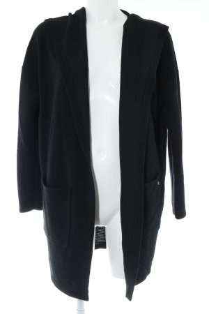 Rich & Royal Cardigan schwarz Casual-Look