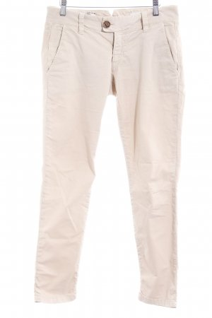 Rich & Royal Chinohose beige Casual-Look