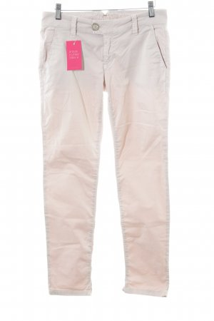 Rich & Royal Chinohose creme Casual-Look