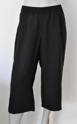 Rich & Royal Culotte 55Q912 Hose weites Bein Polyester schwarz Gr. 42