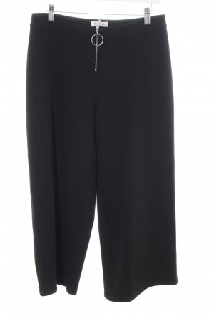 Rich & Royal Culottes schwarz Casual-Look