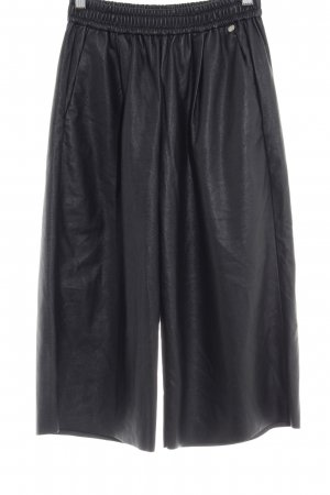 Rich & Royal Pantalone culotte nero stile casual