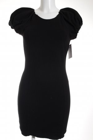 Rich & Royal Etuikleid schwarz Elegant