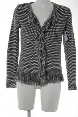 Rich & Royal Coarse Knitted Jacket multicolored casual look