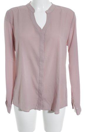 Rich & Royal Hemd-Bluse blasslila Casual-Look