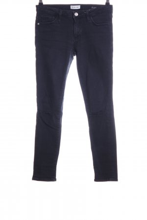 Rich & Royal High Waist Jeans blau Casual-Look