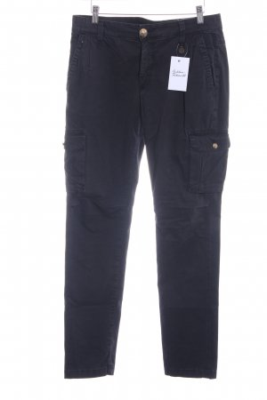 Rich & Royal Pantalone houlihan nero stile casual