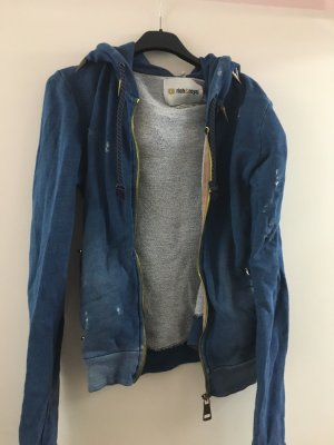 Rich & Royal Jacke blau