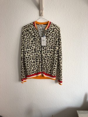 Rich & Royal Jacke Leopardenmuster xs