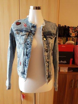 Rich & Royal Jeans Jacke