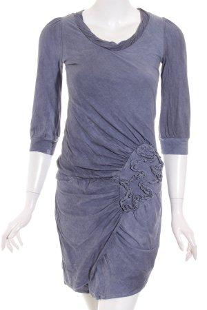 Rich & Royal Jerseykleid graublau Casual-Look