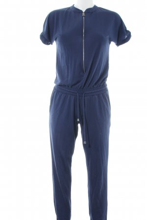 Rich & Royal Jumpsuit blau Casual-Look