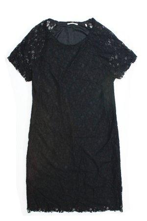 Rich & Royal Kleid 40 - Cocktailkleid Abendkleid Spitze Spitzenkleid schwarz